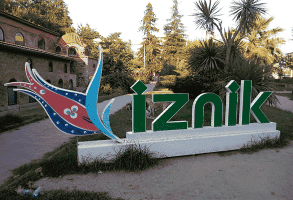 Interessed in Turkish History? Click and read more about Iznik.