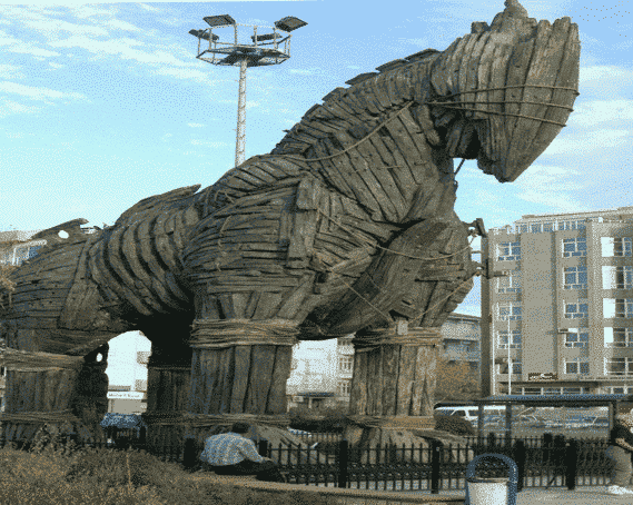 Interessed in Turkish history? Click and read more about the Trojan Horse.
