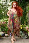 Afrodite - Beautiful summer goddess dress. Perfect for a night out.