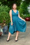 Briseis - Amazing blue balloon dress - Perfect for everything!