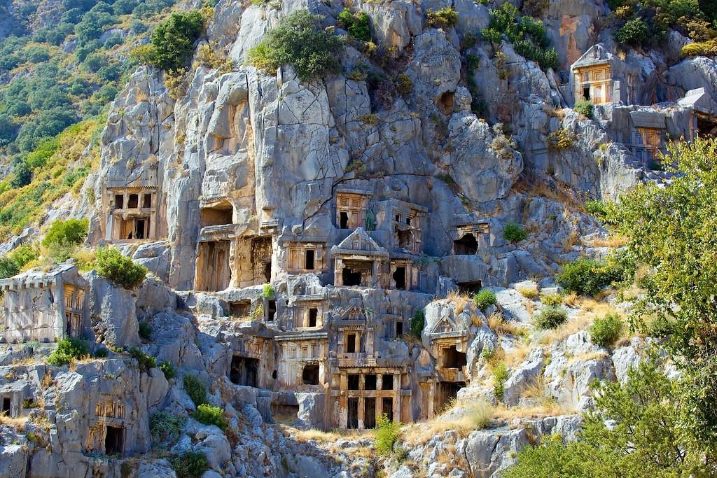 Interesseret i Tyrkisk historie? Vi har små bidder af historien til dig på Malukka.