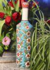 Elaru - Lækker keramikflaske. Perfekt til brugskunst eller pynt.
