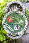 Malhun - Unique hand painted ceramic bowl. Perfect as applied art or decoration.